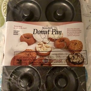 Other - Nonstick donut pan new in package